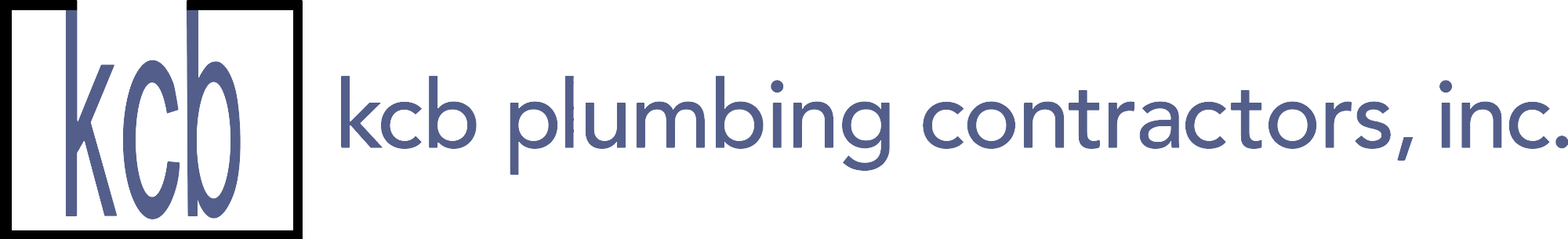 Plumbing contractor and plumbing service Logo